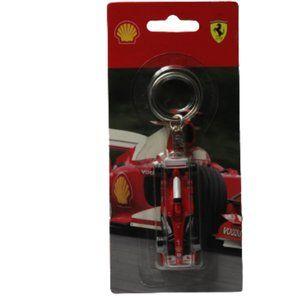 Key Chain Ferrari F1 World Champions 2004